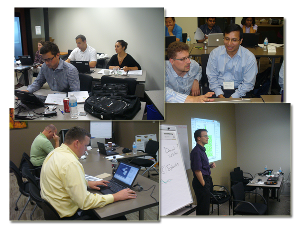 First Combined AnyLogic Training in Chicago Conducted