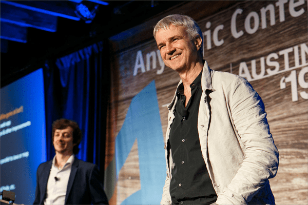 AnyLogic Conference 2019 presentations and photos