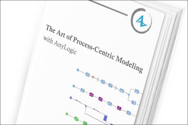 The art of process-centric modeling – an AnyLogic educational textbook