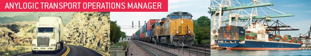 Transportation and logistics management system