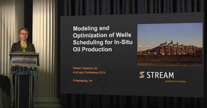 oil well optimization