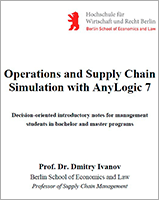 Operations and Supply Chain Simulation with AnyLogic 7