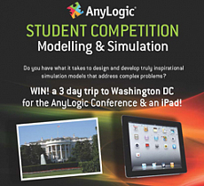 Worldwide Simulation Modeling Student Competition