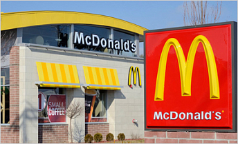 McDonald's menu restriction resolved